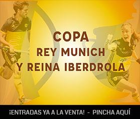 ENTRADAS COPA DEL REY Y LA REINA
