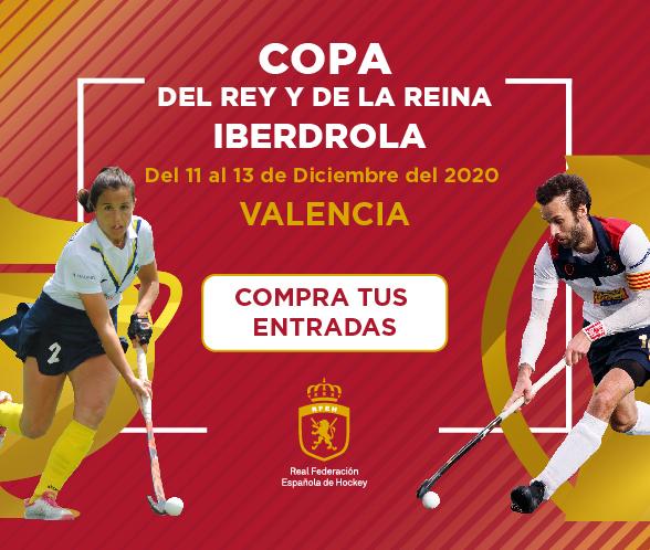 VENTA ENTRADAS COPA DEL REY Y LA REINA 2020