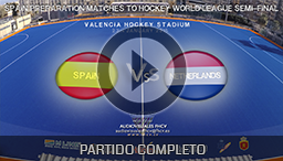 PARTIDO FRIENDLY MATCHES HOCKEY VALENCIA 24th JANUARY 2015
