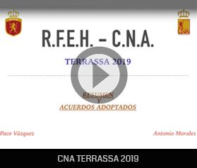 CNA Terrassa 2019