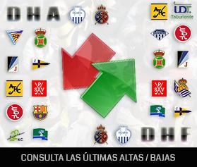 Altas/Bajas 2020-2021