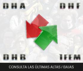 Altas/Bajas 2021-2022