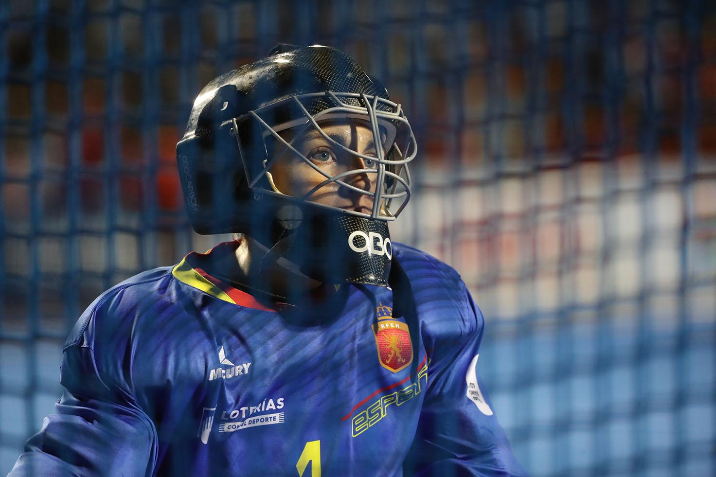 Preolimpico (Valencia) - Selección Española Absoluta de Hockey Hierba