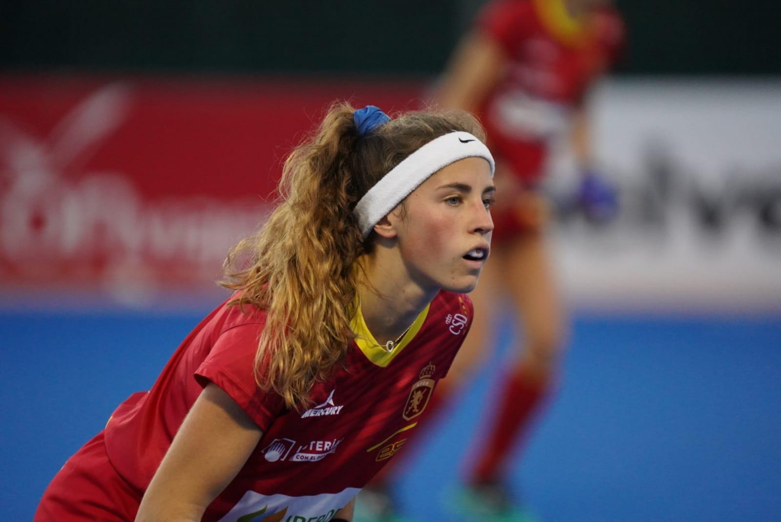 2021 - Selección Española Absoluta de Hockey Hierba