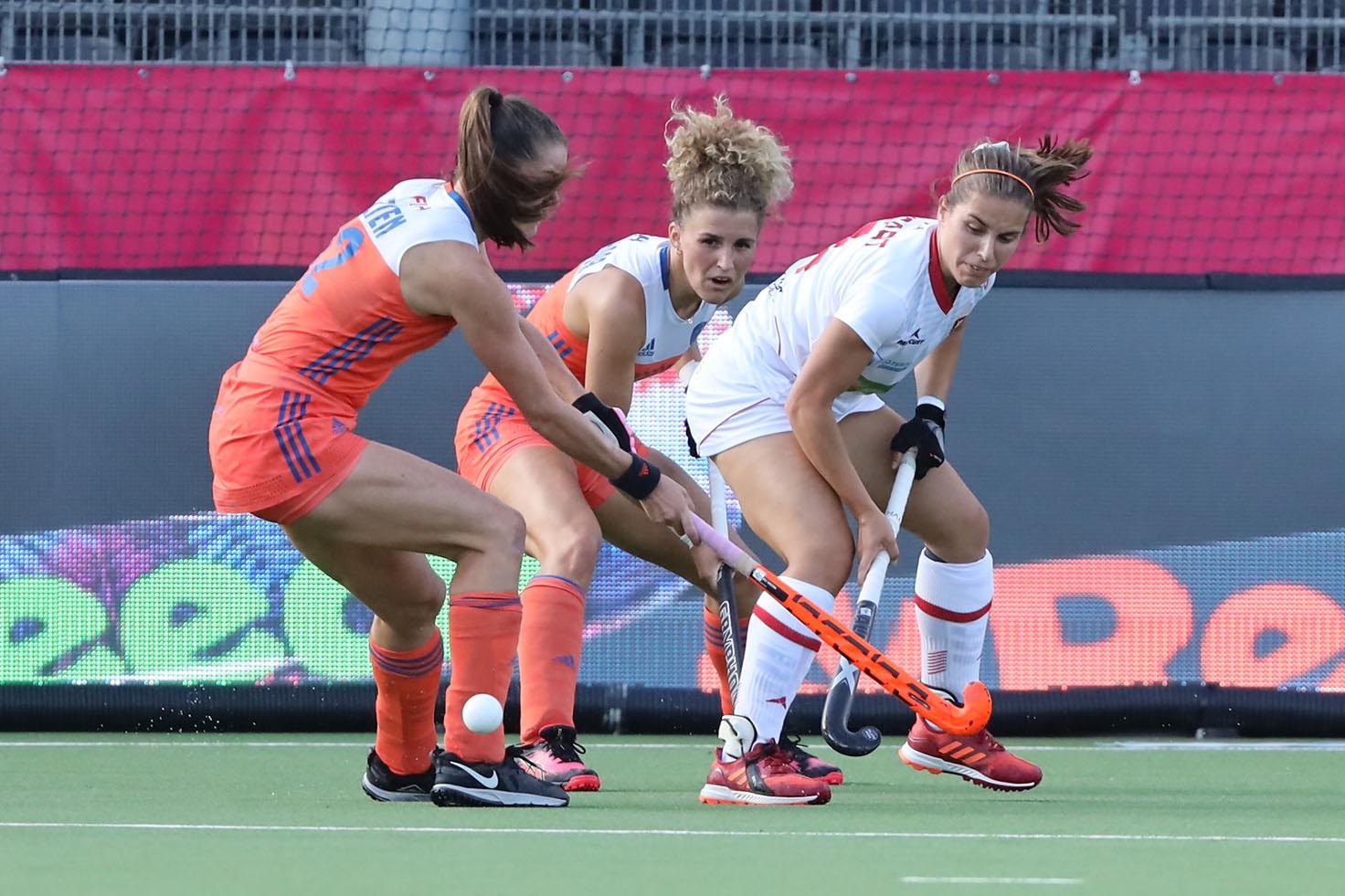 Campeonato de Europa Amberes (Belgica) - Selección Española Absoluta de Hockey Hierba