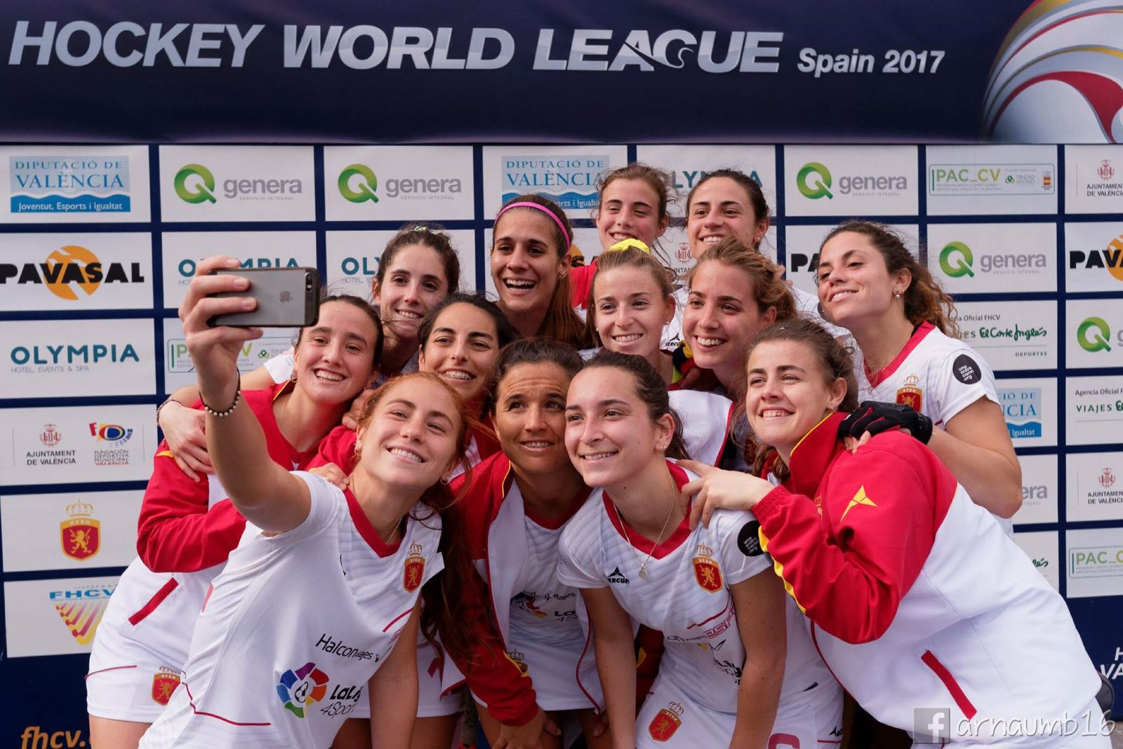 Hockey World League Valencia 2017 -  - Selección Española Absoluta de Hockey Hierba