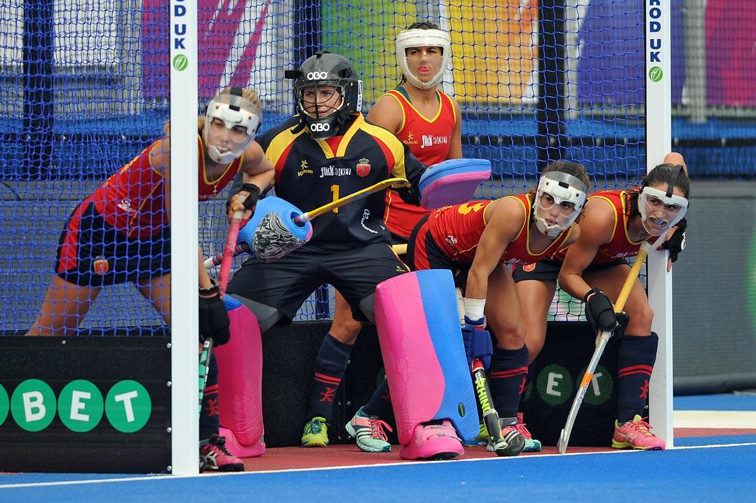 EuroHockey Londres 2015 - Spain Vs Holanda - Selección Española Absoluta de Hockey Hierba