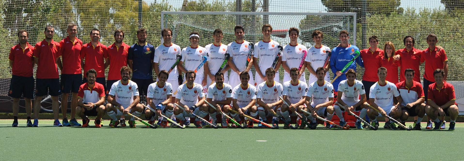 Selección Española Absoluta Hockey Hierba