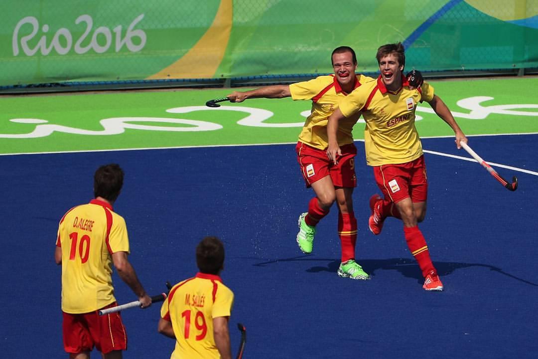 Juegos Olímpicos Rio 2016 - Selección Española Absoluta de Hockey Hierba